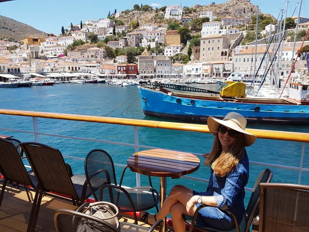 one day cruise from Athens to Hydra, Poros and Aegina