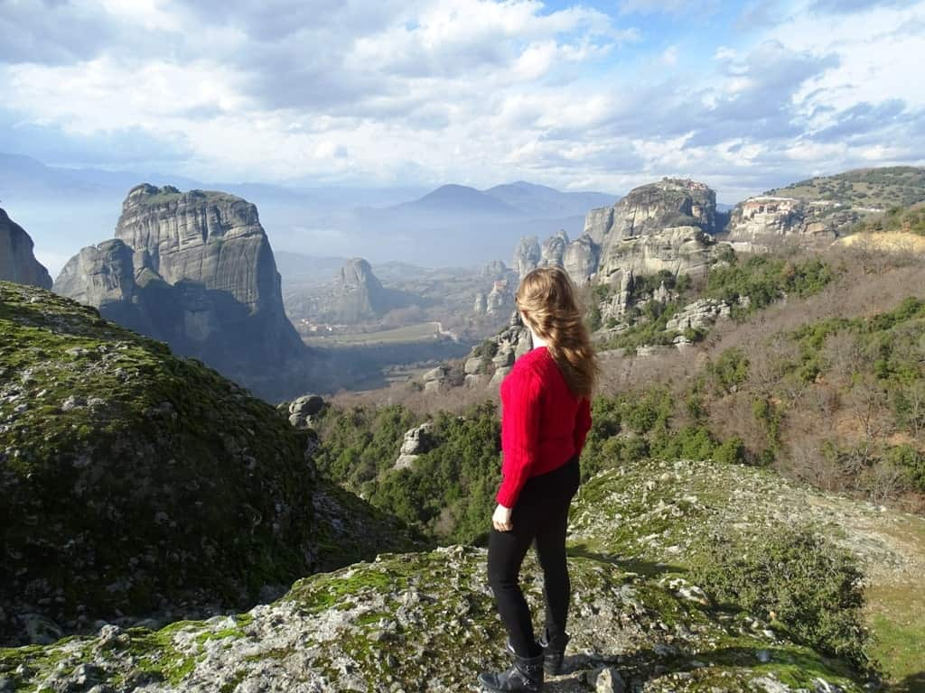 A day trip from Athens to Meteora