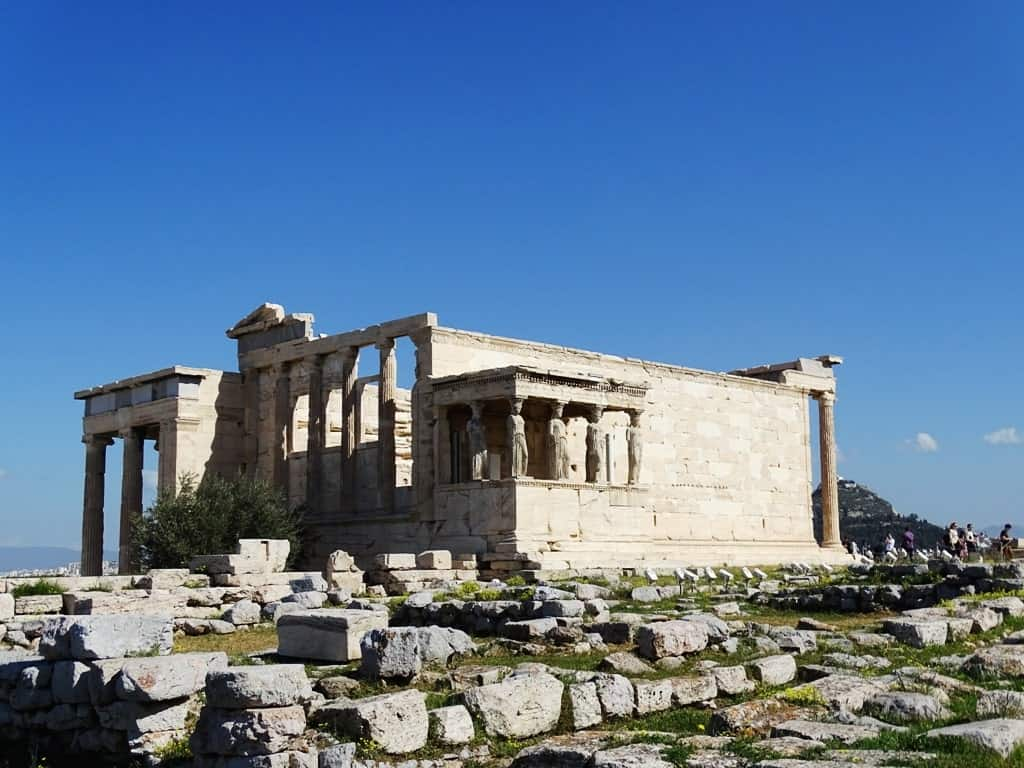 How many days in Athens - Acropolis
