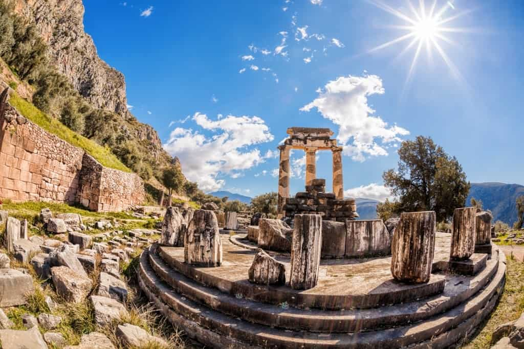 Delphi - perfect day trip from Athens