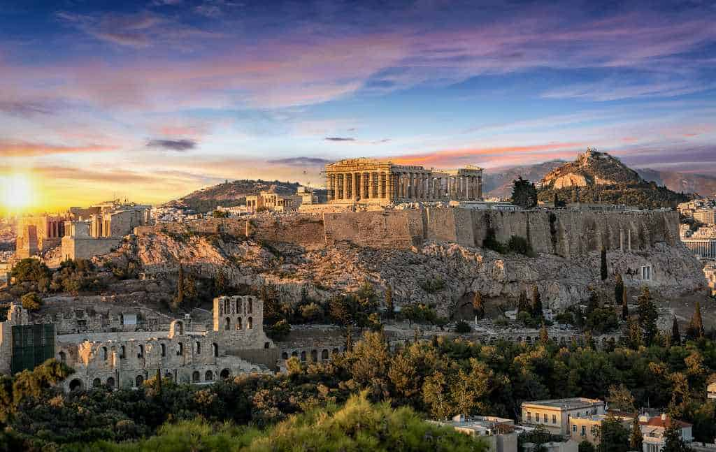 Parthenon Athens - things to do in Athens