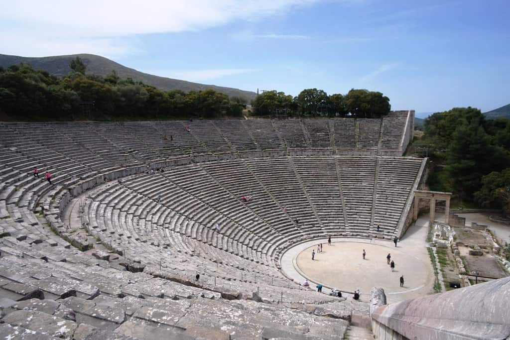 Epidaurus Theatre - Day trip from Athens
