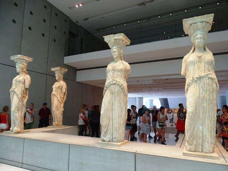 Acropolis Museum - One day in Athens itinerary
