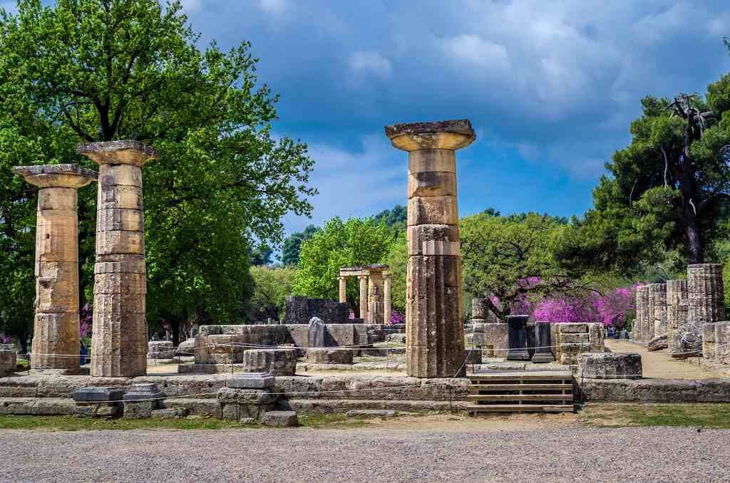 ancient Olympia day trip from Athens