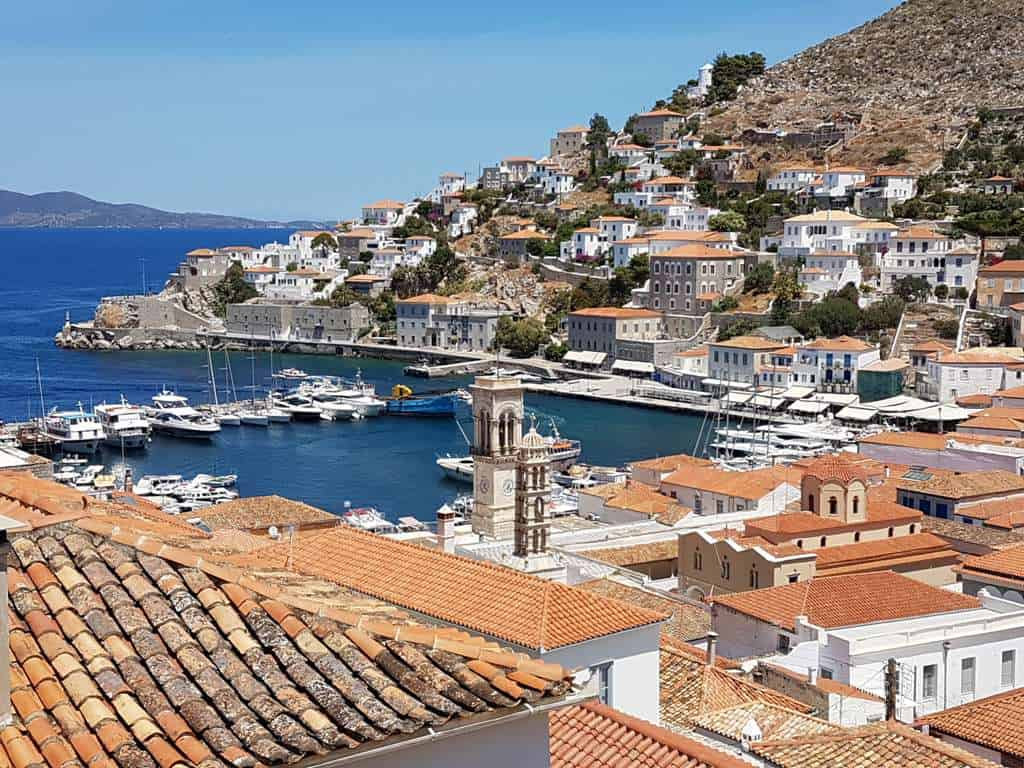 Hydra - Best islands near Athens