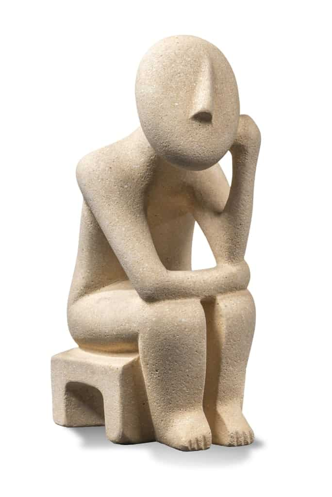 Cycladic Art - popular souvenir