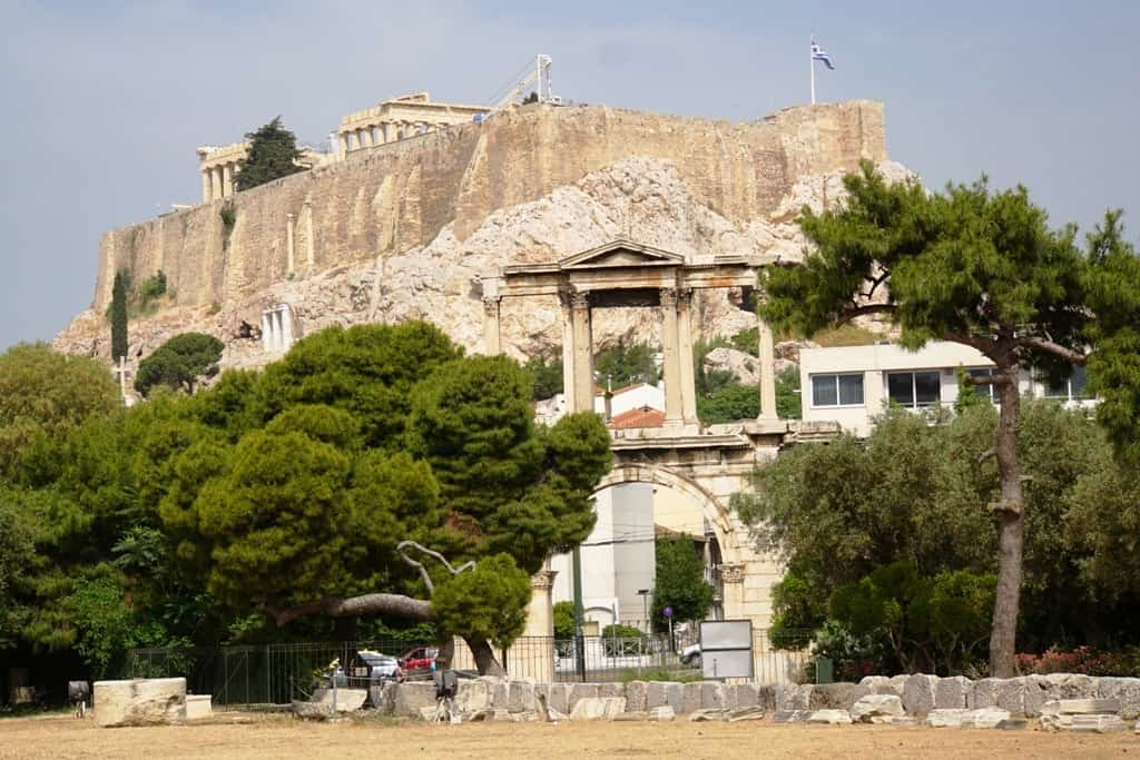 Athens in March - Things to do