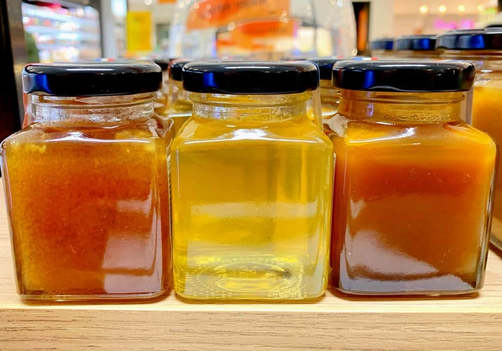 Greek Honey  - souvenir to buy from Athens