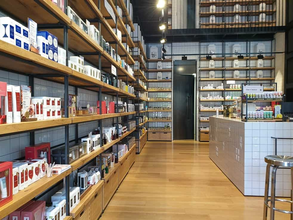 Korres Shop in Athens