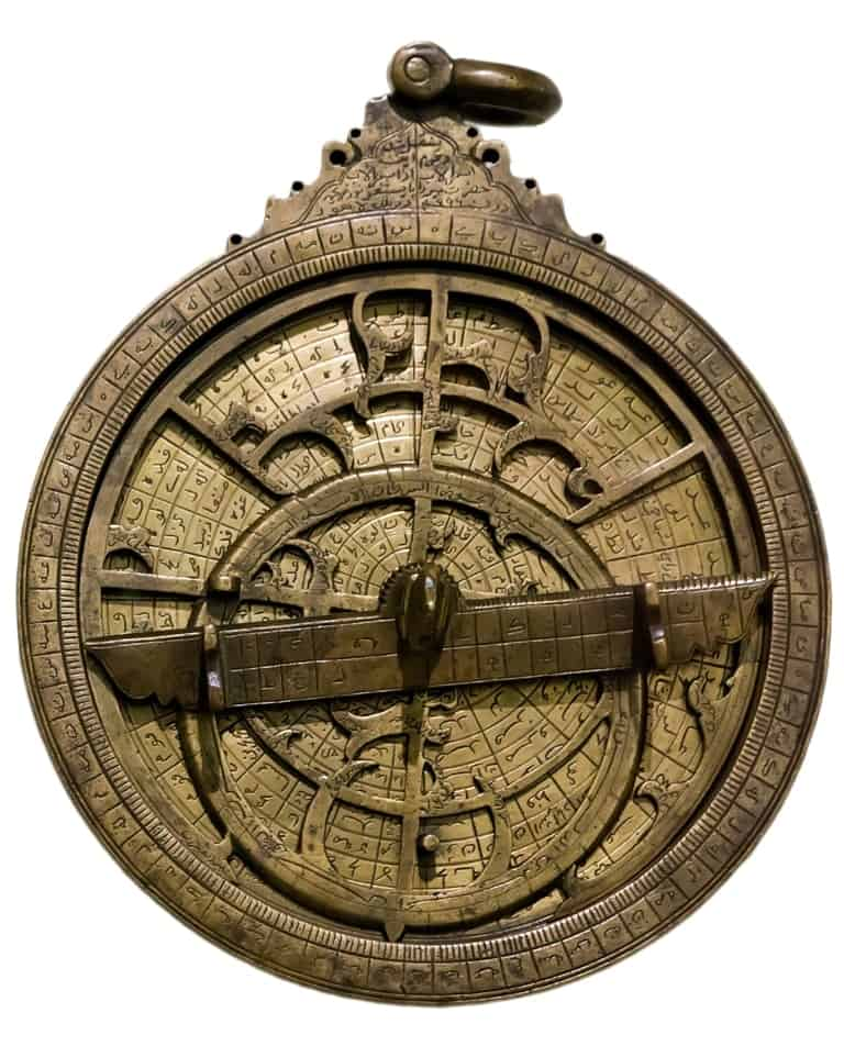 Astrolabe - ancient greek inventions