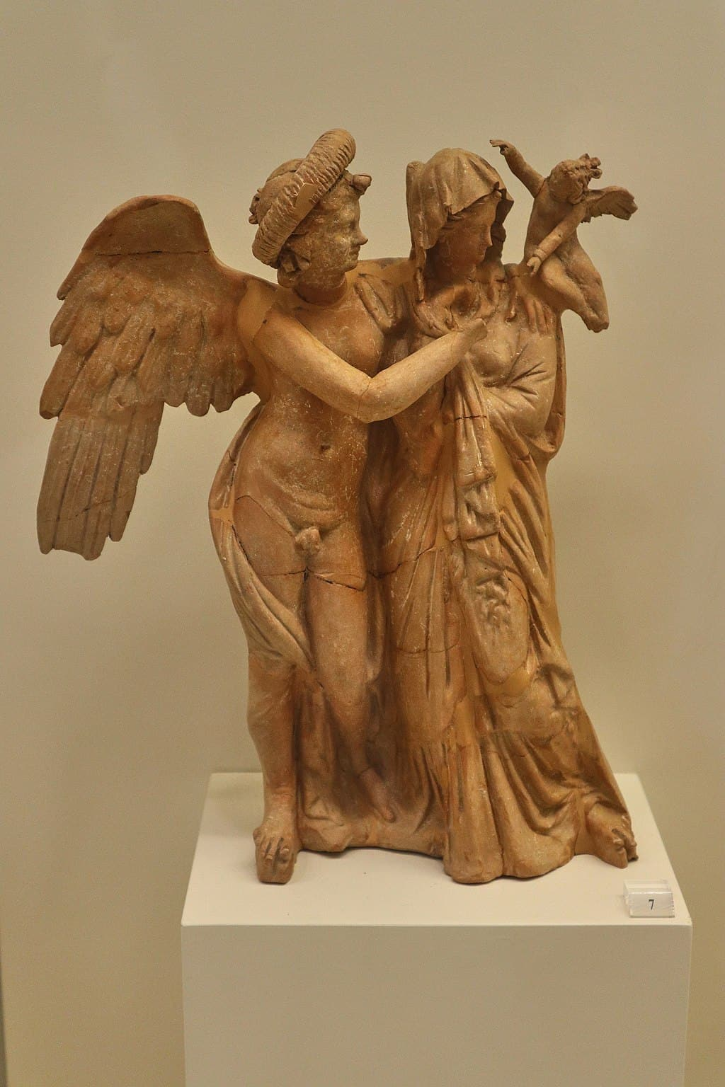 Eros and Psyche (aka Cupid and Psyche)- love stories in greek mythology