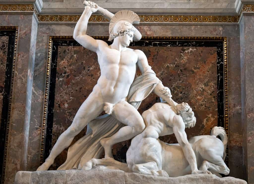 Theseus is a famous greek hero from Mythology